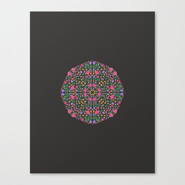 Flowers Forever Canvas Print