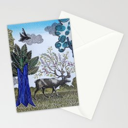Magical Nature Stationery Cards