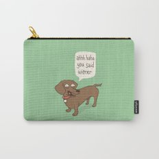 Immature Dachshund Carry-All Pouch