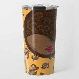 AFRO-LOLITA Travel Mug