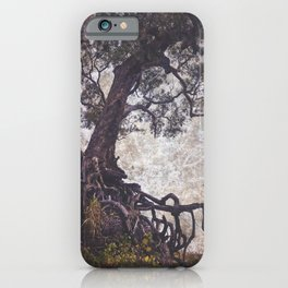The Tangle Tree iPhone Case