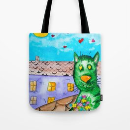I'm going on date Tote Bag