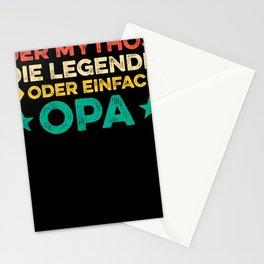 Grandpa Father's Day Grandpa Legend Gift Stationery Cards
