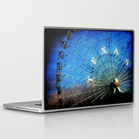 texas Laptop & iPad Skins featuring Texas by Slight Clutter