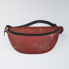 Party on the Edge of the Volcano Fanny Pack