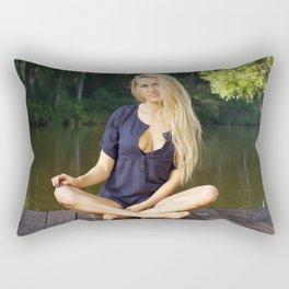 N. Rectangular Pillow