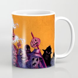 HALLOWEEN PARADE Coffee Mug