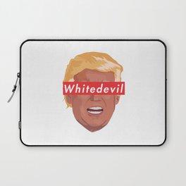 White devil Laptop Sleeve