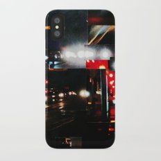 CALZADA DE NOCHE Slim Case iPhone X