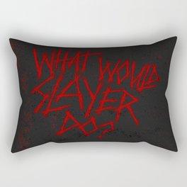 WWSD Rectangular Pillow