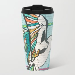Graffiti Bird One Travel Mug