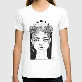 Lunar Queen T-shirt