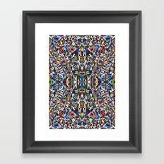 Outgrown Framed Art Print