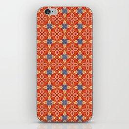 Moroccan Motet Pattern iPhone Skin
