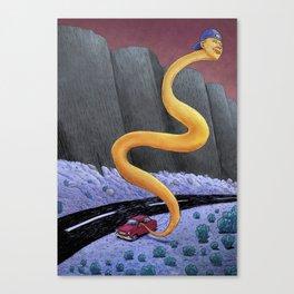 Off Road Canvas Print