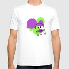Pulpo MEDIUM Mens Fitted Tee White