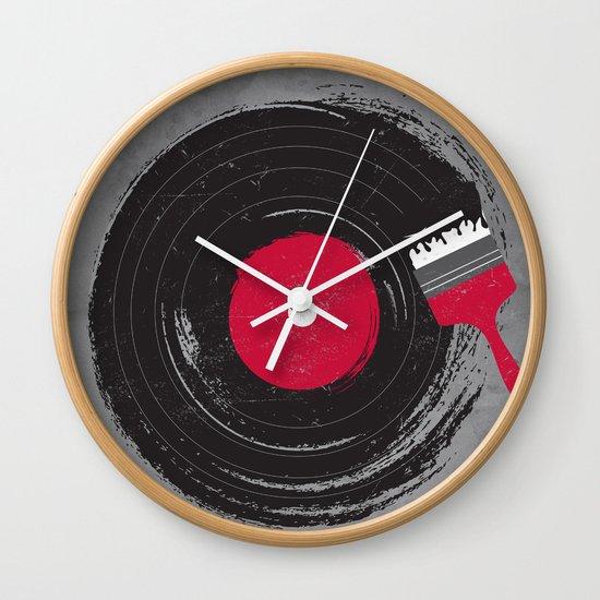 Art of Music Wall Clock