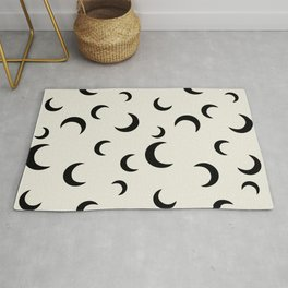 Noir Moonlight Rug