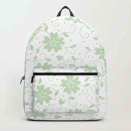 Five Petals Flowers 6 Backpack