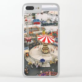 It's All Fun & Games Clear iPhone Case