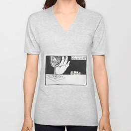 Hand of Doom Unisex V-Neck