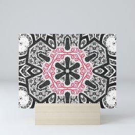 Shintoism Mandala Mini Art Print