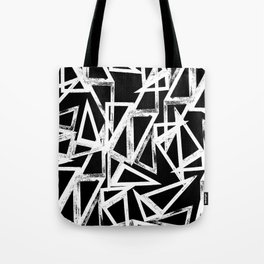 stamp triangle Tote Bag
