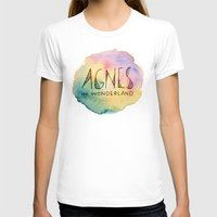 agnes T-shirts featuring Agnes in Wonderland by Agnes in Wonderland