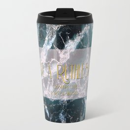 """""""You have a ruthless heart"""" Travel Mug"""