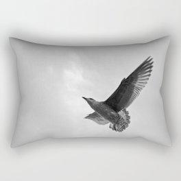A Seagull Rectangular Pillow