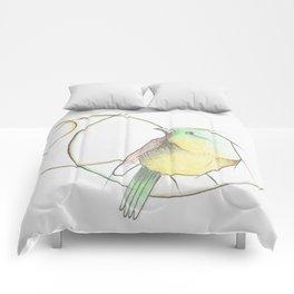 Vida de pájaro Comforters