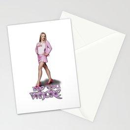 Mean Girls - Regina George Stationery Cards