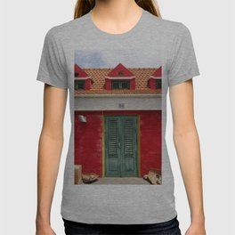 Red house Aruba T-shirt