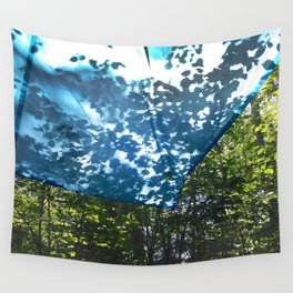 under the tent Wall Tapestry