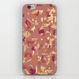 SUPER MAZE - Desert iPhone Skin