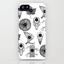 RUNES iPhone Case