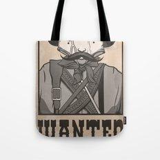 WANTED: SENOR UNDERPANTS Tote Bag