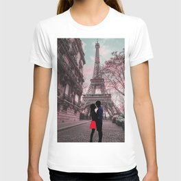 Spring Paris Love T-shirt