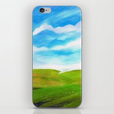 Palouse iPhone & iPod Skin