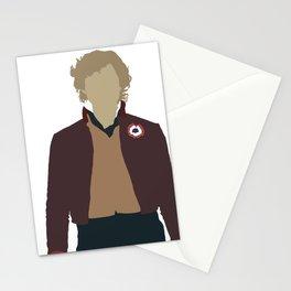 Enjolras - Aaron Tveit - Les Miserables Minimalist design Stationery Cards