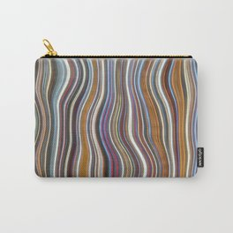 Mild Wavy Lines I Carry-All Pouch