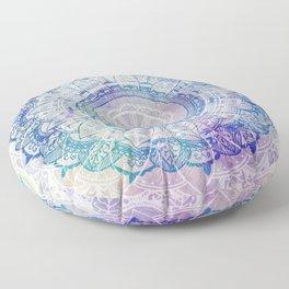 Free Mandala Floor Pillow