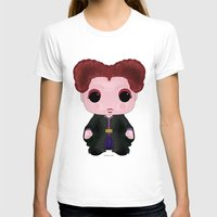 hocus pocus T-shirts featuring Hocus Pocus Winifred by SpaceWaffle