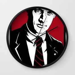 Agent Dale Cooper, FBI Wall Clock