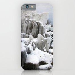 Winter Coast iPhone Case