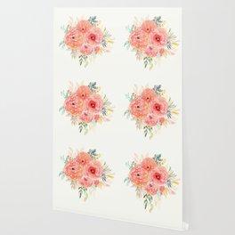 Pink Flower Bouquet Wallpaper