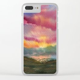 Otherwhere Clear iPhone Case