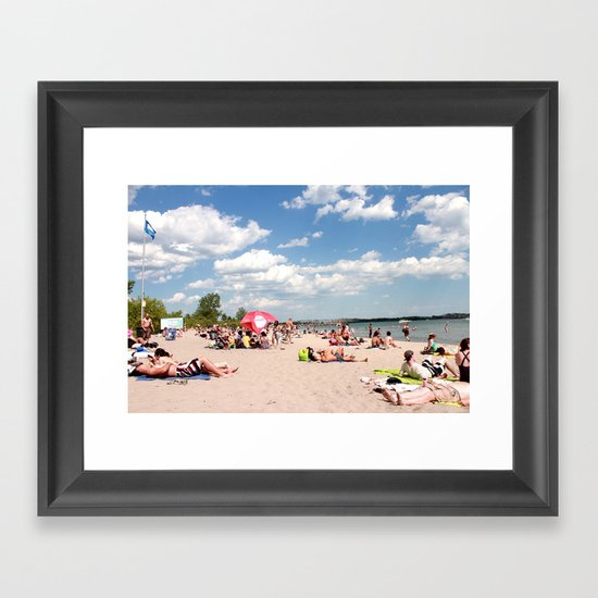 WARDS Framed Art Print