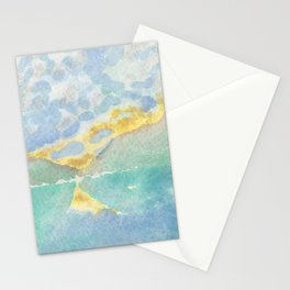 Golden Mirror Lake Stationery Cards