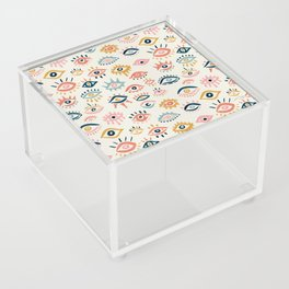 Mystic Eyes – Primary Palette Acrylic Box